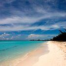 Beach, Gordon's, Long Island, Bahamas by Shane Pinder