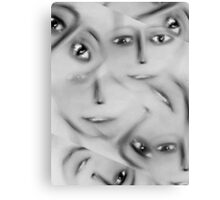 My Shining Star.... Canvas Print