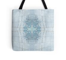 mapping mary; patterned map  Tote Bag