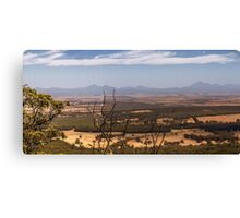 Mist on the Stirling Ranges Canvas Print