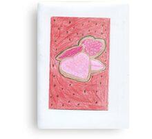 Valentine Cookies Metal Print