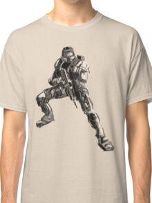 halo master chief Classic T-Shirt