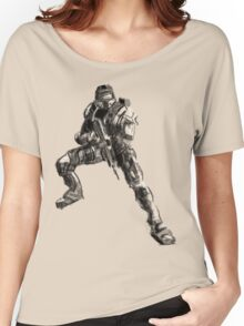 halo master chief Women's Relaxed Fit T-Shirt