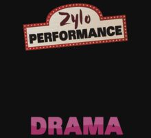 Zylo Performance Drama Pink Kids Clothes