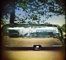 Airstream by kathy archbold
