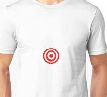 Bullseye. Unisex T-Shirt