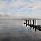 Early Morning Derwentwater by Jacqueline Wilkinson