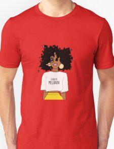 LEGALIZE MELANIN M (ABA) Unisex T-Shirt