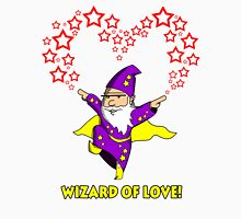 Wizard of Love! Womens Fitted T-Shirt