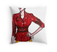Lil' Lisa Throw Pillow