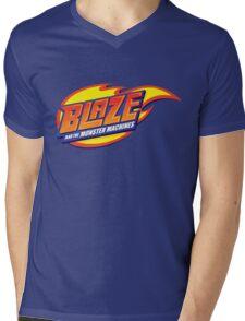 blaze and the monster machines Mens V-Neck T-Shirt