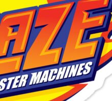 blaze and the monster machines Sticker