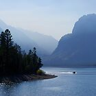Grand Tetons Colter Bay by Melva Vivian