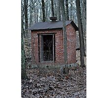 Dynamite shack Photographic Print
