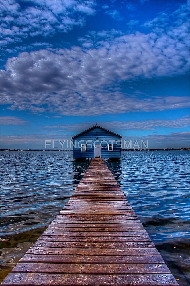The Boat shed by FLYINGSCOTSMAN