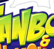Fanboy & Chum Chum Sticker