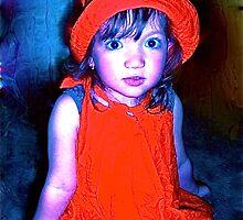 Little girl lost by vickimec