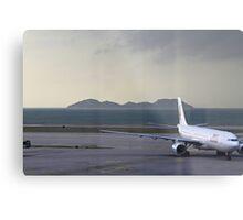 Dragon Air A330 Hong Kong  Metal Print