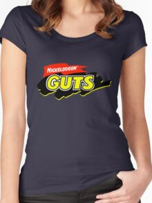 GUTS Women's Fitted Scoop T-Shirt