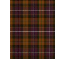 00104 Dutch District Tartan  Photographic Print