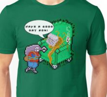 Dadlien. (Alien Dad) Unisex T-Shirt