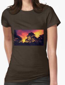 one sunset, purple. T-Shirt