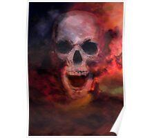 Skull King Poster