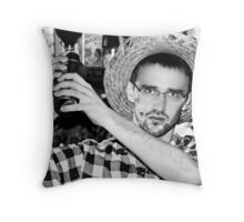 What Can I Get You? Throw Pillow