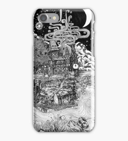 Warm Against the Night iPhone Case/Skin