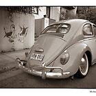 VW Beatle by Mike Buick