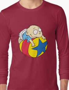 Tommy rugrats Long Sleeve T-Shirt