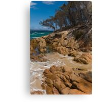 Freycinet Coastline Canvas Print