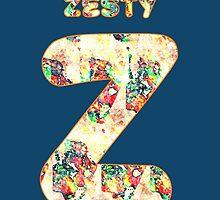Alphabet - Zesty Z by Geckojoy