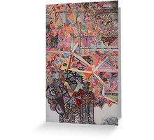 ENERGY - LARGE FORMAT Greeting Card