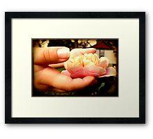 Eduki Arinki Framed Print