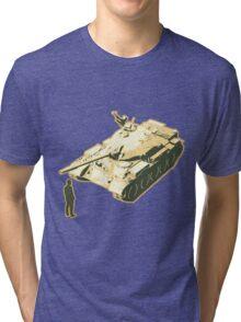 Tank Man AKA The Unknown Rebel Tri-blend T-Shirt