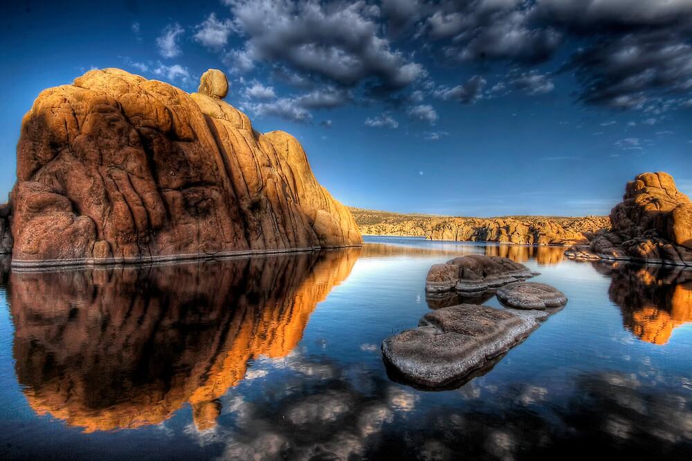 Reflecting Watson by Bob Larson