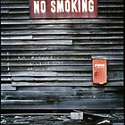 No Smoking by Mike Buick