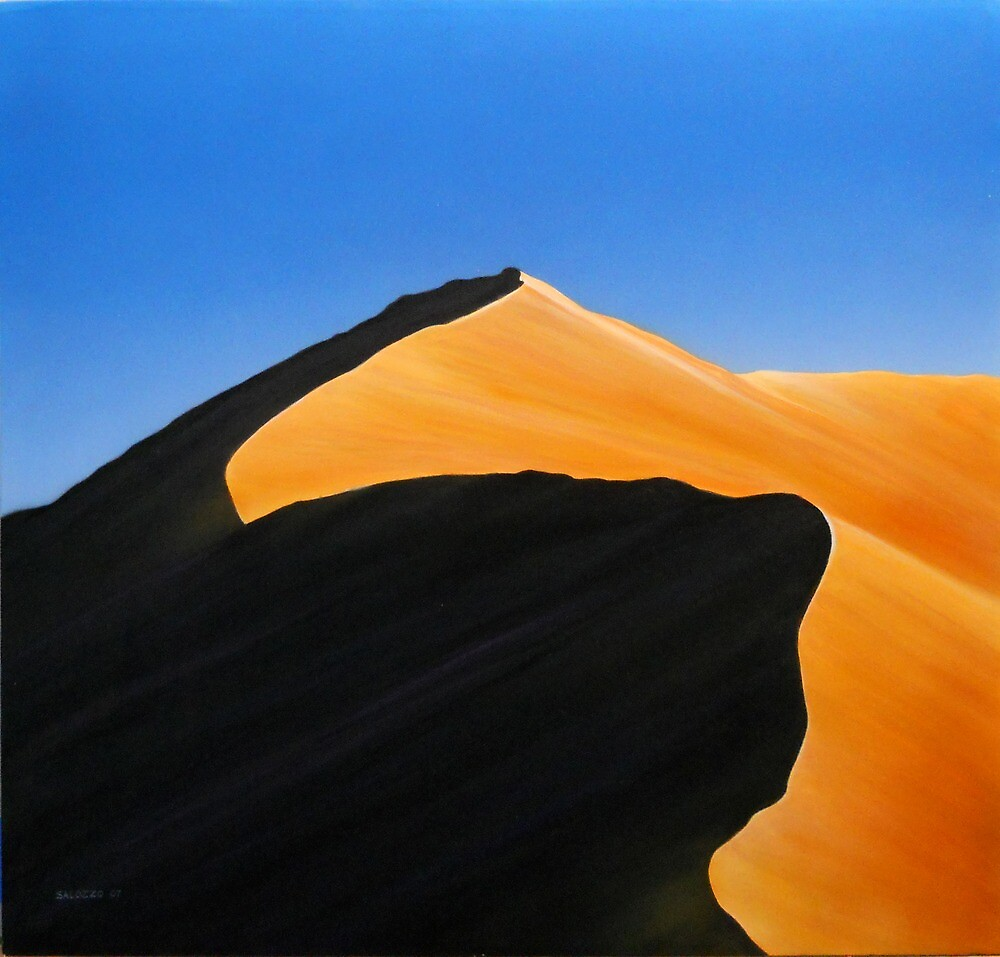 Sand Dune by jsalozzo