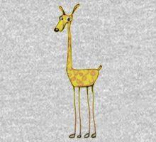 giraffe One Piece - Long Sleeve