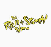 The ren and stimpy show Kids Tee