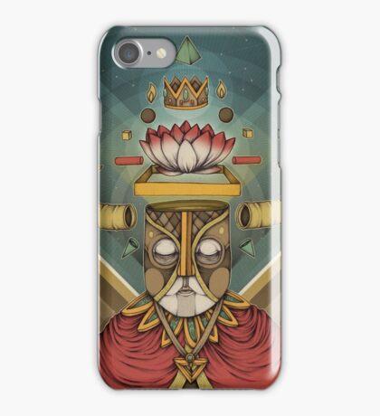 Hell Lotus iPhone Case/Skin