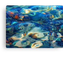 Natural gem Canvas Print