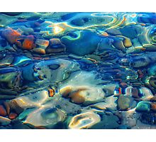 Natural gem Photographic Print