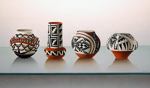 Indian Bowls by jsalozzo