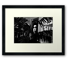 The Che Framed Print