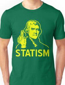 Jefferson F Statism T-Shirt