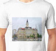 Town Hall, Novi Sad Unisex T-Shirt