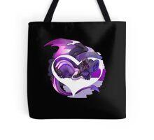 Demisexual Pride Dragon Tote Bag