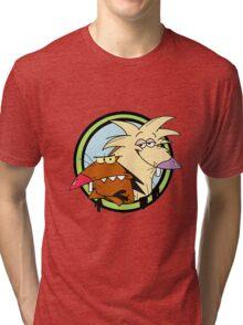 The Angry Beavers Tri-blend T-Shirt